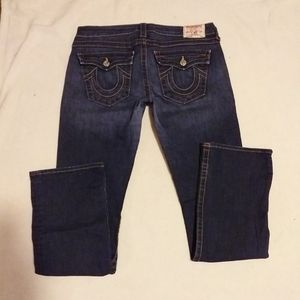 True religion Billy boot cut, sz 32x33